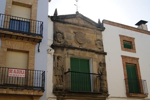 Monumento histórico en Arjonilla.