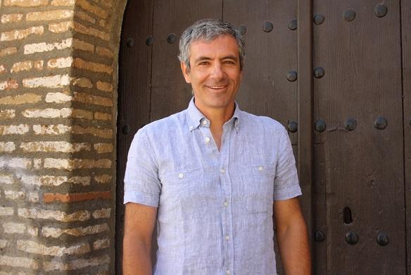 El concejal de Medio Ambiente y Consumo de Andújar, Pedro Alcántara.