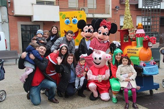 Objetivo de dinamizar el sector comercial de Andújar en Navidad.