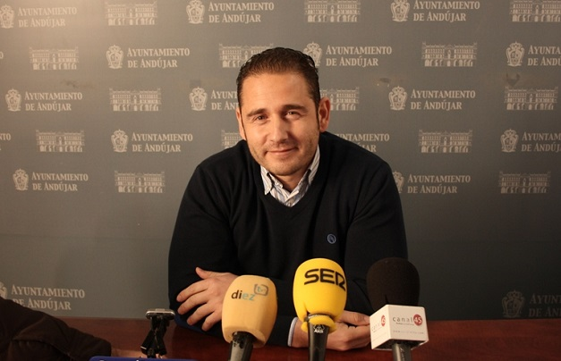 El Concejal de Servicios e Infraestructuras Urbanas, Félix Caler.