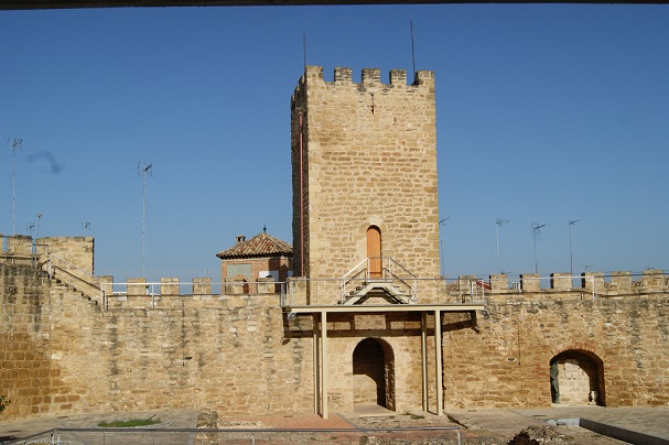 Castillo del Trovador Macías, en Arjonilla.