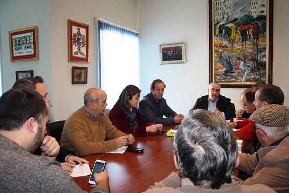 Reunión del Organismo Autónomo Local de Andújar (OAL).