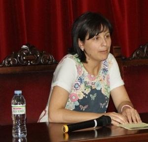 Isabel Uceda Cantero.