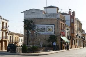 Bloque de viviendas en Arjonilla.