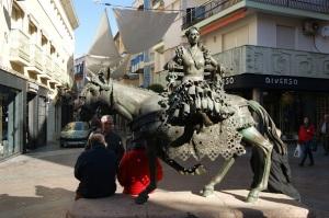 Andújar registra las temperaturas más altas de la provincia de Jaén.