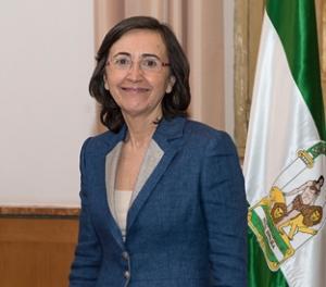 Rosa Aguilar. Foto: Junta Andalucía.
