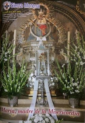 Portada del nº 30 de la Revista Aires de Sierra Morena.