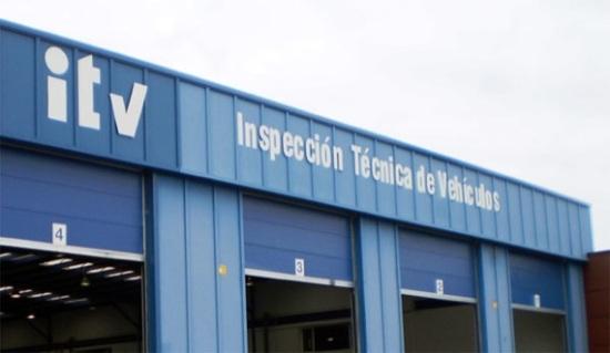 Inspección Técnica de Vehículos. Foto: Junta de Andalucía.