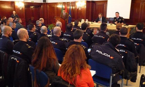 Juan Lillo ha inaugurado la Jornada sobre 'Delitos de Odio y Discriminación' que ha acogido la Subdelegación.