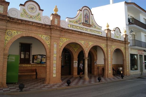 Mercado de Abastos, en Arjonilla.