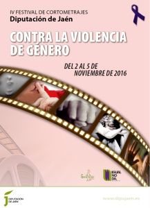 IV Festival de Cortometrajes contra la Violencia de Género.