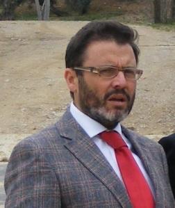 El delegado territorial de Fomento y Vivienda, Rafael Valdivielso. Foto: Junta de Andalucía.