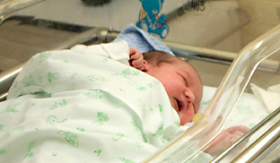 Andalucía registró casi 20.000 nacimientos en el primer trimestre de este año. Foto: Junta de Andalucía.