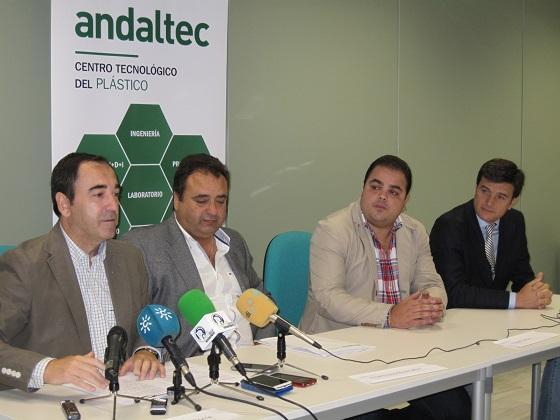 El delegado territorial de Economía, Innovación, Ciencia y Empleo, Antonio de la Torre, ha presentado esta iniciativa.