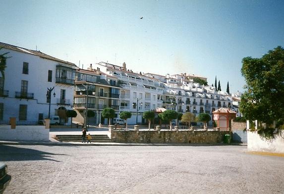 Casco urbano de Arjona.
