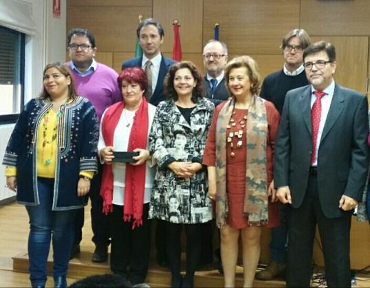 Las jornadas han sido inauguradas hoy por Isabel Niñoles y Teresa Vega.