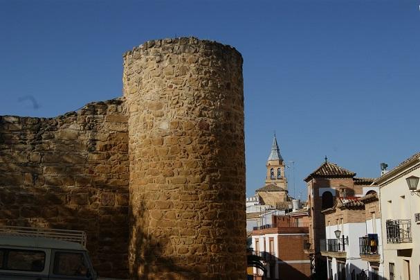 Una imagen del municipio de Arjonilla.