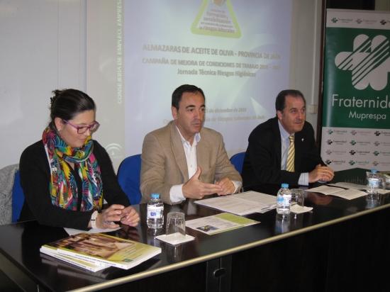 El delegado territorial de Economía, Innovación, Ciencia y Empleo, Antonio de la Torre, ha inaugurado esta jornada.
