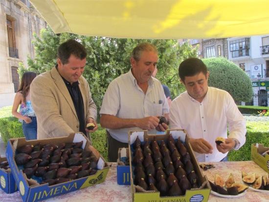 La Muestra Provincial de la Breva ha sido una de las actividades que se han desarrollado este año en el marco de Degusta Jaén.