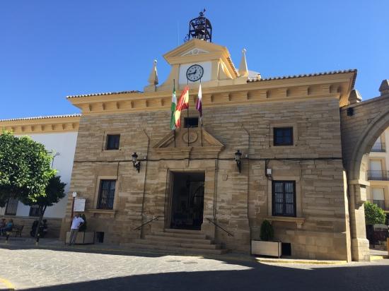 El Ayuntamiento de Porcuna también recibe fondos del Patrica.