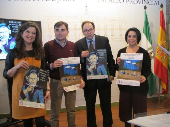 Presentación del XXI Circuito Provincial de Teatro Escolar.