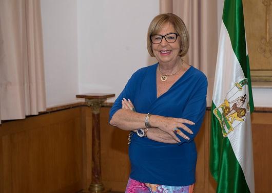 La consejera de Educación, Adelaida de la Calle. Foto: Junta de Andalucía.