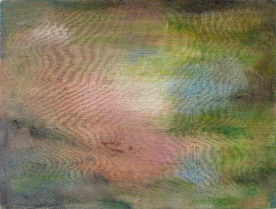 Una de las imágenes donadas por el artista Paco Agüera al IEG.