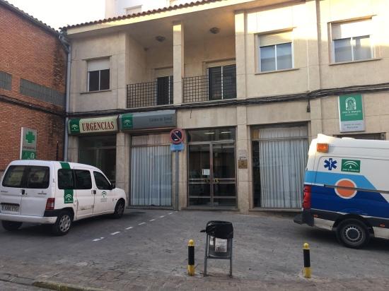Centro de Salud de Porcuna.