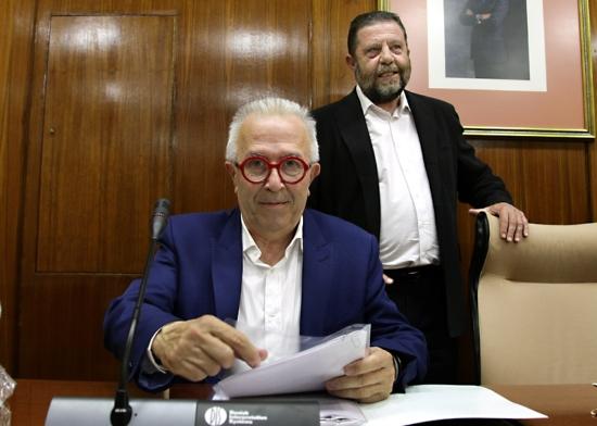 El consejero de Empleo, Empresa y Comercio, José Sánchez Maldonado. Foto: Junta de Andalucía.